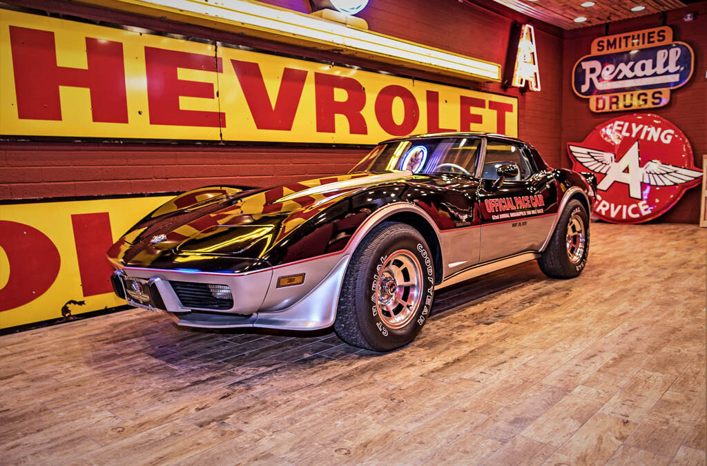1978 Corvette Pace Car Corvettes Arizona